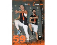 [Hot Sale] 2019 Latest Courses Power Jump MIX 59 DVD+CD