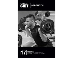 GRIT Strength 17 DVD + CD+ waveform graph