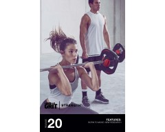 GRIT Strength 20 DVD + CD+ waveform graph