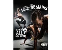 GRIT Strength 21 DVD + CD+ waveform graph