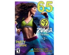 Latest South American dance courses ZUMBA 65 ZIN65 HD DVD+CD