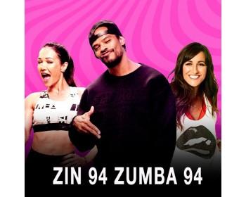 [Hot Sale]2021 New Release ZUMBA 94 ZIN 94 VIDEO+MUSIC