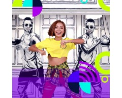 [Hot Sale]2020 Q4 New Release ZIN ZUMBA 90 DVD&CD
