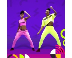 [Hot Sale]2021 Q1 New Release ZIN ZUMBA 91 DVD&CD